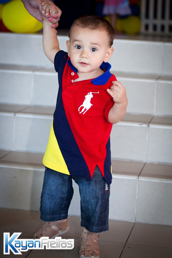 Pedro-jose-10041 Aniversário Infantil - 1 Ano de Pedro José