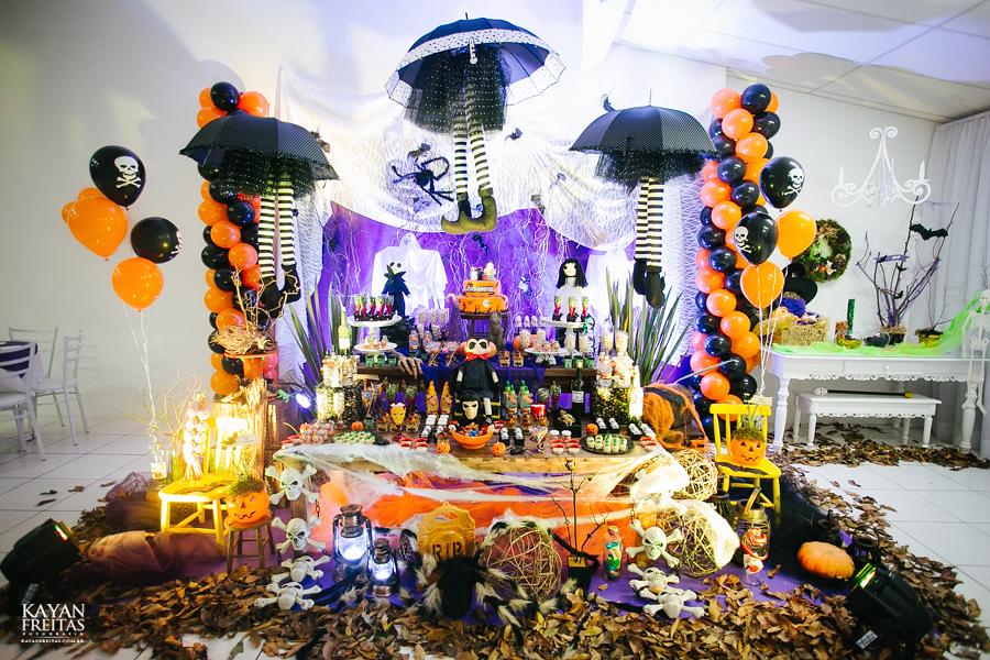 Aniversário Tema Halloween Jo u00e3o Gabriel Mabi Fe -> Decoração De Festa De Aniversario Halloween
