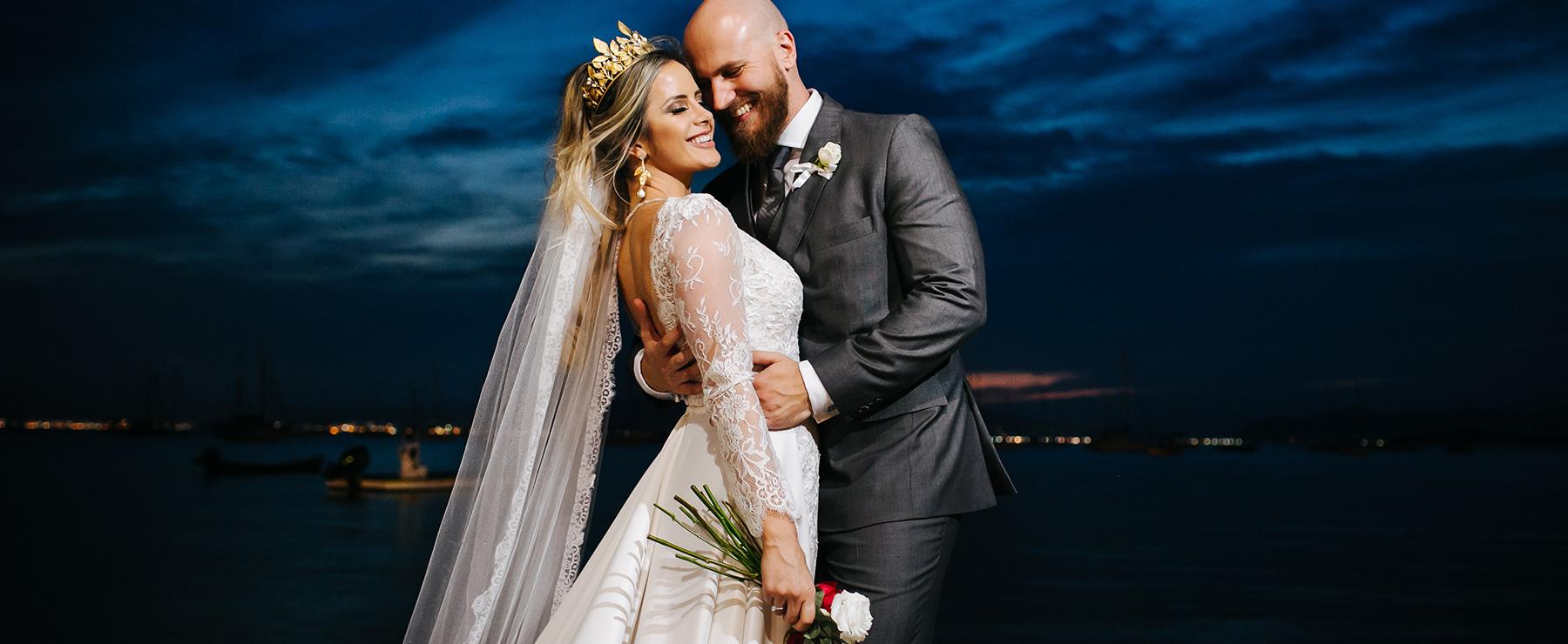 Fotos de Casamento Florianópolis - Leandro e Francieli