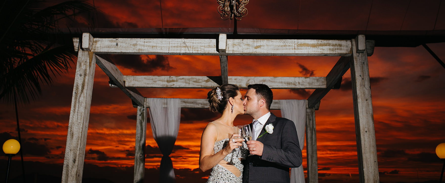 Joice & George - Casamento em Florianópolis