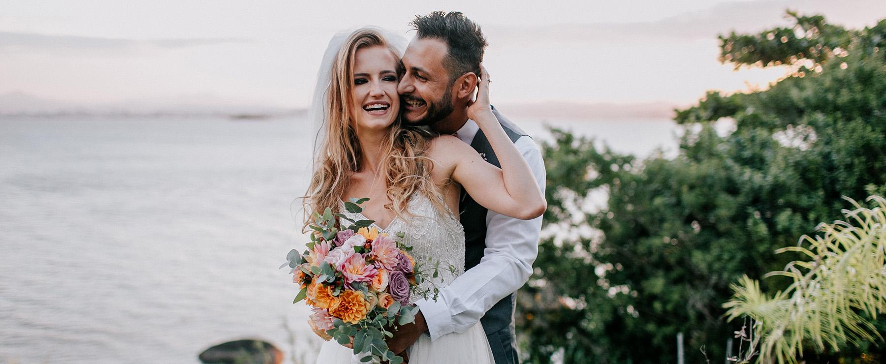Fotógrafo de Casamento Florianópolis - Ingrid e Rafael