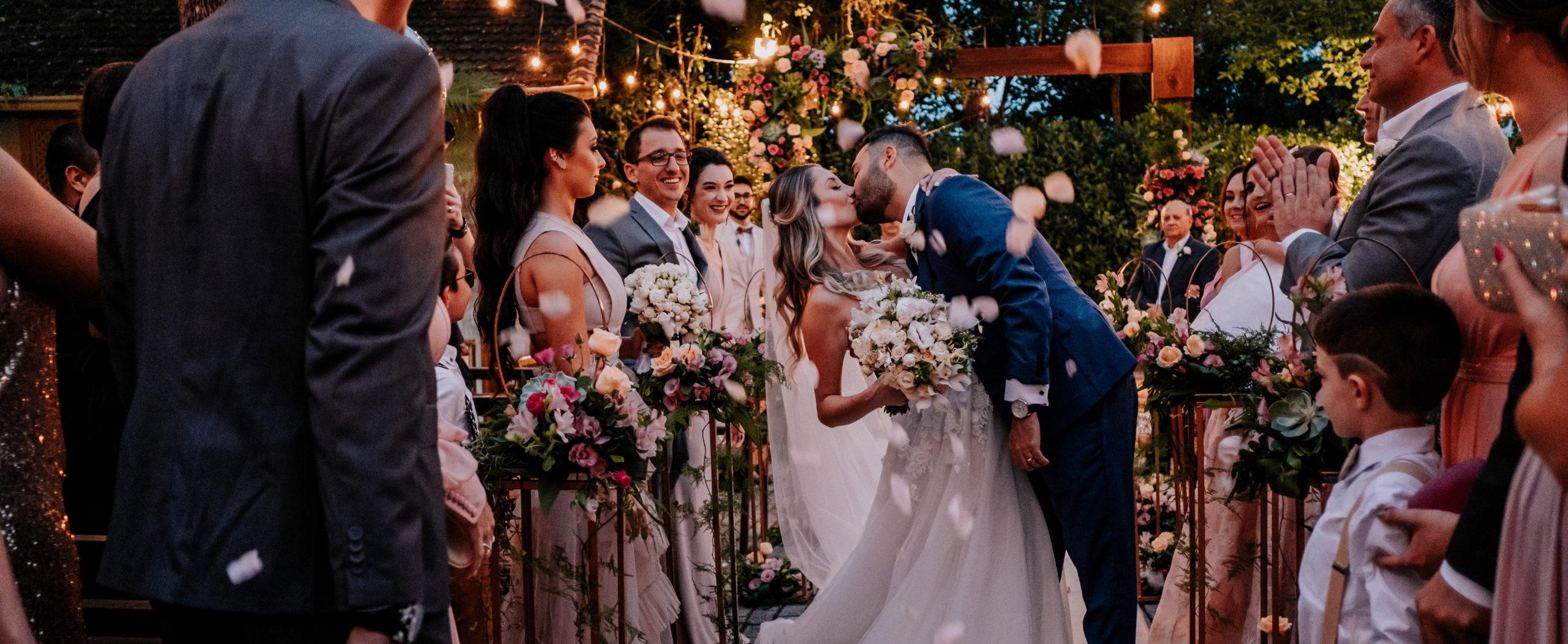 Fotos de Casamento Florianópolis - Roberta e Anderson